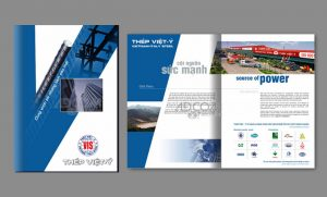in catalogue đẹp hcm