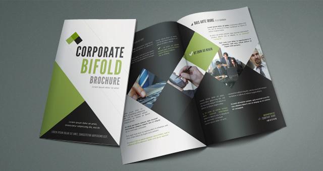 mẫu in ấn brochure giá rẻ