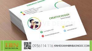 mẫu card sáng tạo