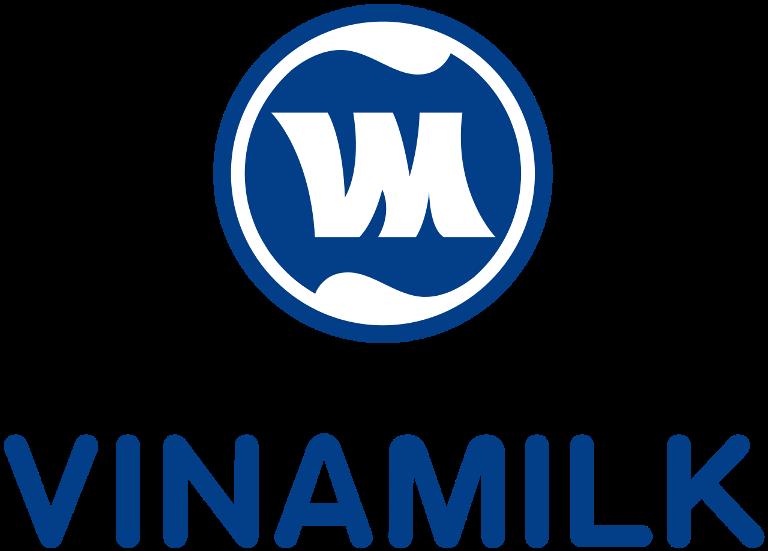 Thiết kế logo trên bao bì Vinamilk