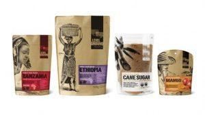 mẫu thiết kế bao bì cà phê