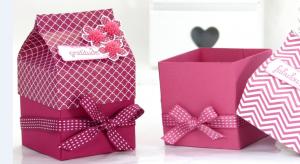 Hộp giấy đựng quà Valentine