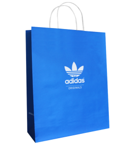 In túi giấy Adidas