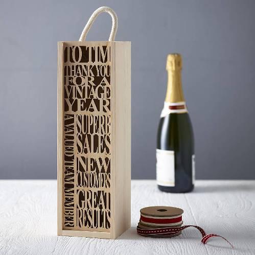 In túi giấy đựng rượu nhanh, chuyên nghiệp