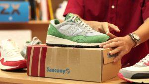 Thương hiệu giày Saucony