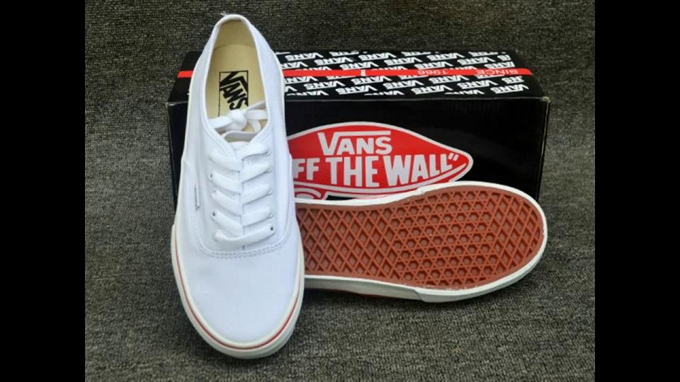 Thương hiệu giày Vans