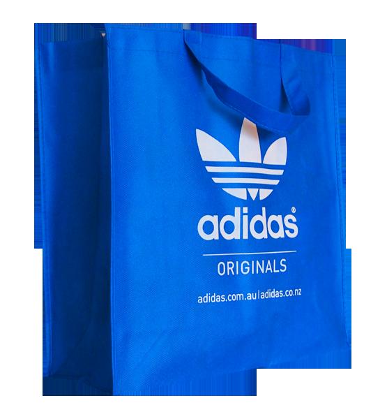 In túi giấy Adidas đẹp tphcm