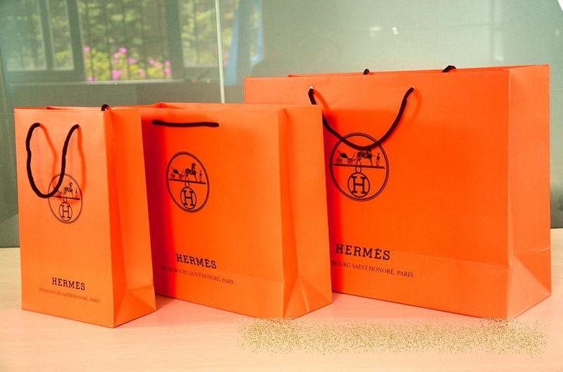 In túi giấy cao cấp Hermes