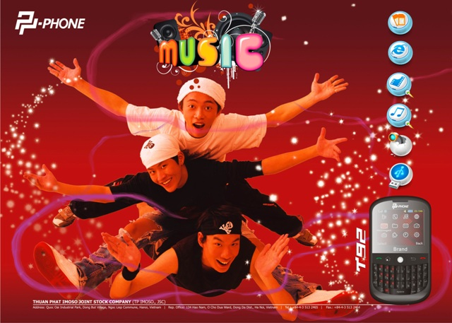 in poster quang cao