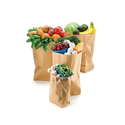 In túi giấy đựng hoa quả giá rẻ