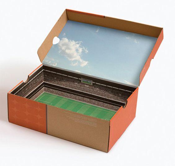 Mẫu in hộp giày Nike Stadium Packing