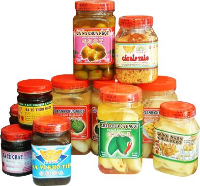 In tem nhãn thực phẩm quận Tân Phú