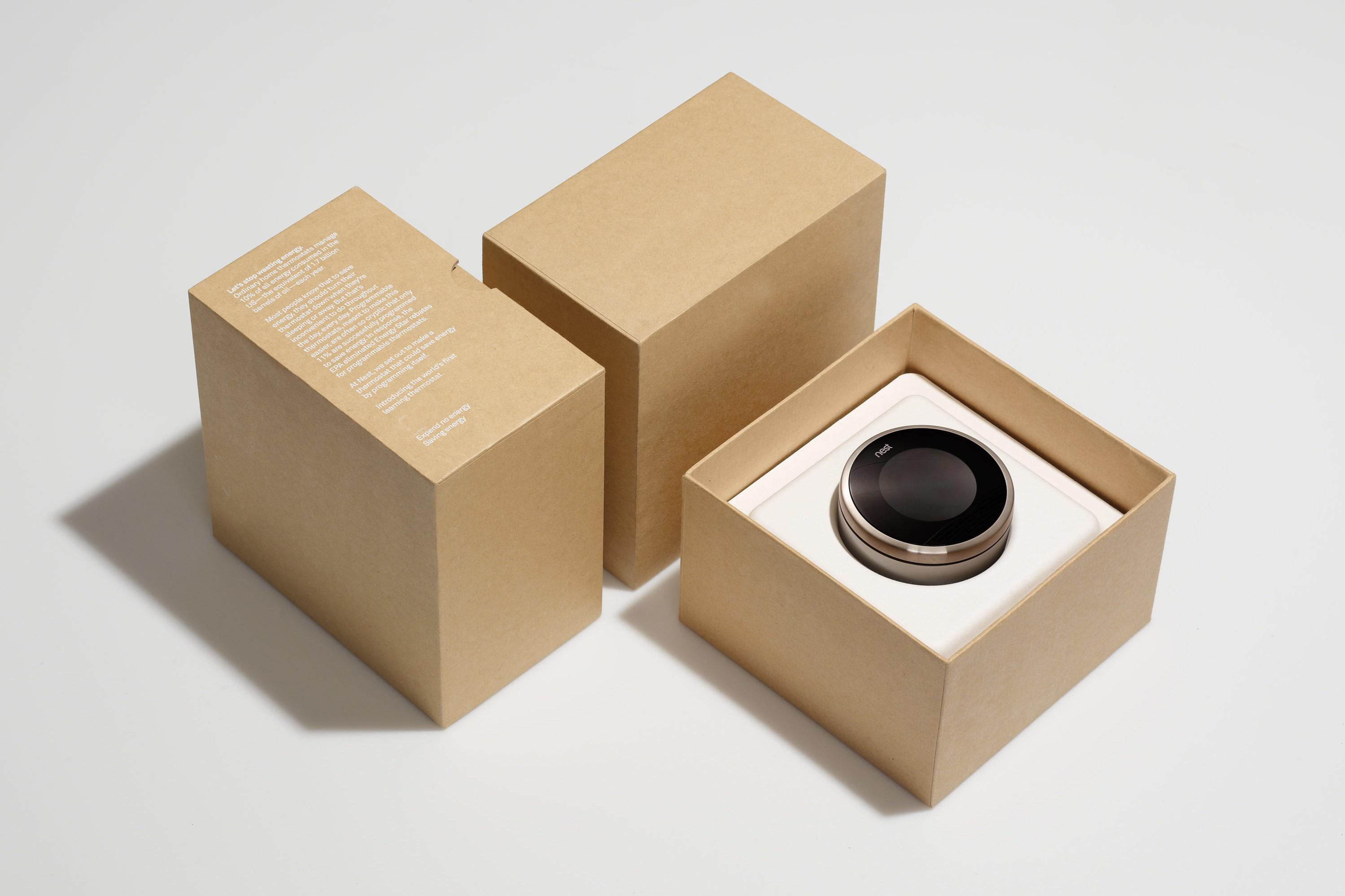 mẫu hộp mỹ phẩm kraft đẹp