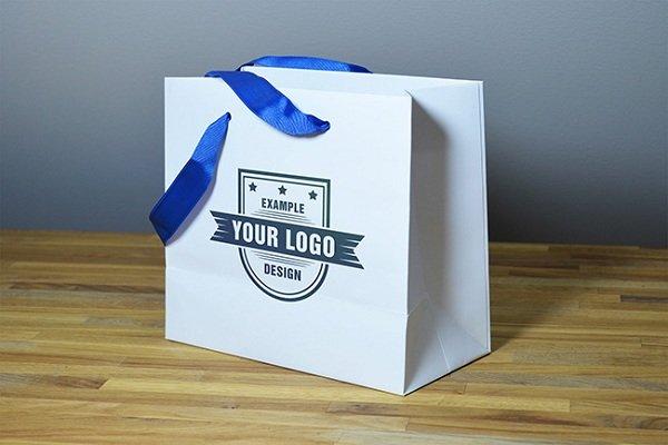 mẫu thiết kế túi giấy đẹp sang trọng