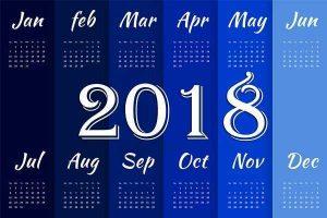 lich nam 2018
