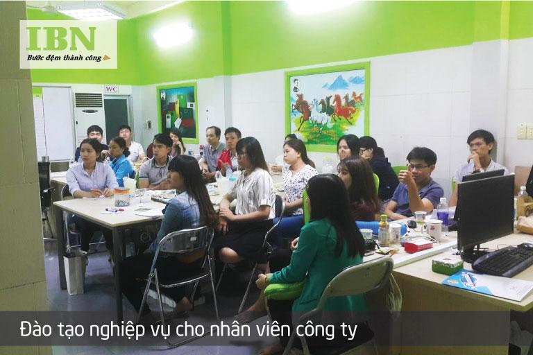 Đào tạo nâng cao nghiệp vụ tại Cty In Bảo Ngọc