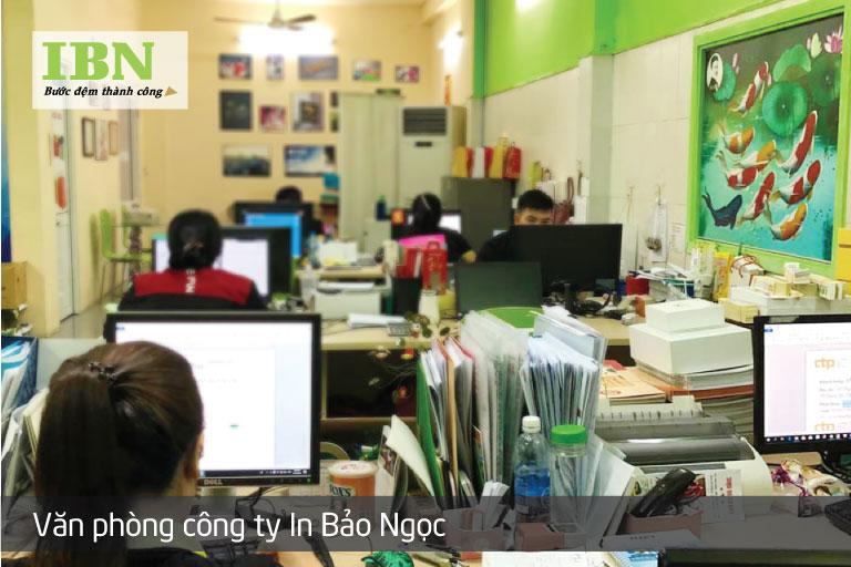 Văn Phòng Công ty in Bảo Ngọc