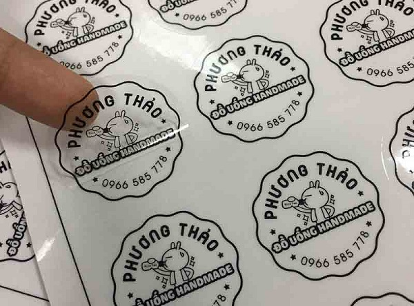 in sticker dán chất lượng