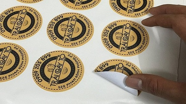 in sticker dán sản phẩm