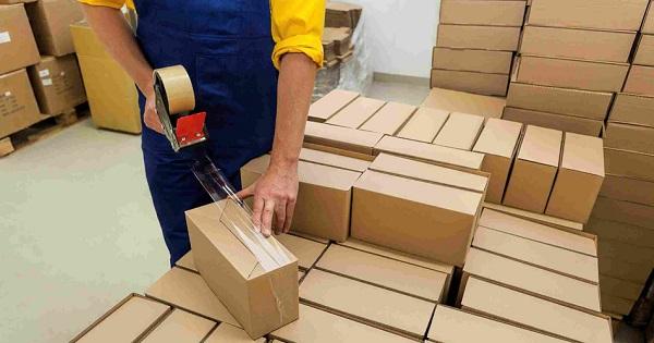 đóng gói sản phẩm